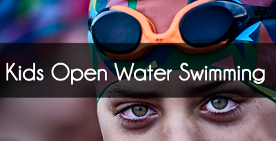 Kids Open Water Swimming